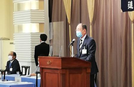 神奈川県木連第70回通常総会の写真2