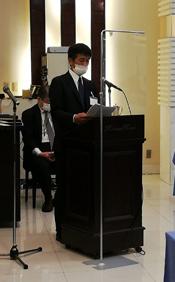 神奈川県木連第70回通常総会の写真3