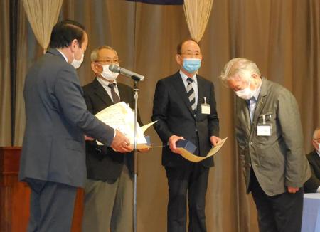 神奈川県木連第70回通常総会の写真8